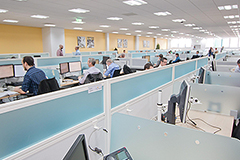 Sun Life Ireland office interior