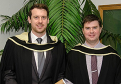 Sun Life's first graduates from the MSc in Enterprise Systems